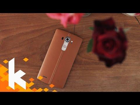 LG G4 Review (Deutsch)