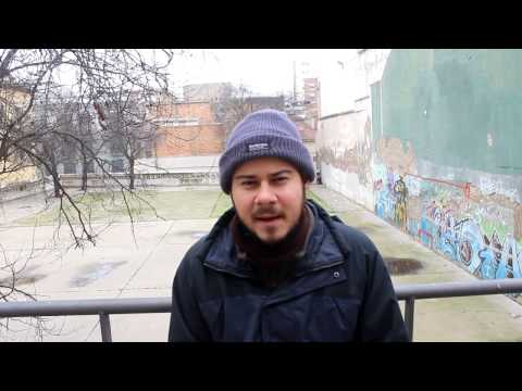 Brutal paliza de la Guardia Urbana de Lleida a un menor por pegar carteles
