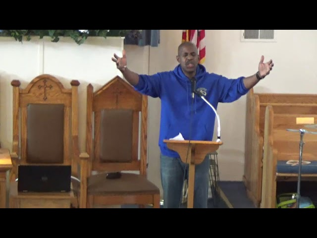 South Calvary MBC Sunday Morning Worship - February 28, 2021