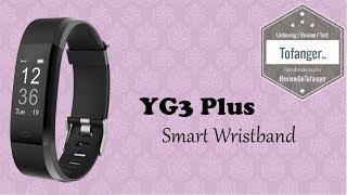 YG3 Plus HR de Holyhight - Smart Wristband - Bracelet connectée thumbnail