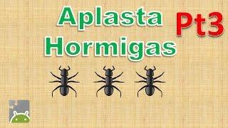 Aplasta Hormigas en App Inventor 2 Tutorial Pt3 Posicionando Hormigas