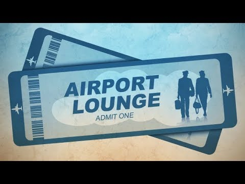 How To Get 2 FREE Airport Lounge Tickets (Amex Gold)