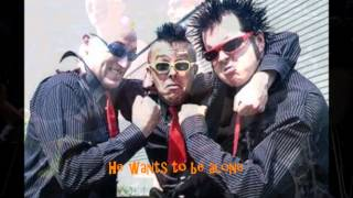 "The Toy Dolls  ""Poor Davey"""