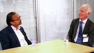 Vijay Krishnarayan talks to Richard Bourne