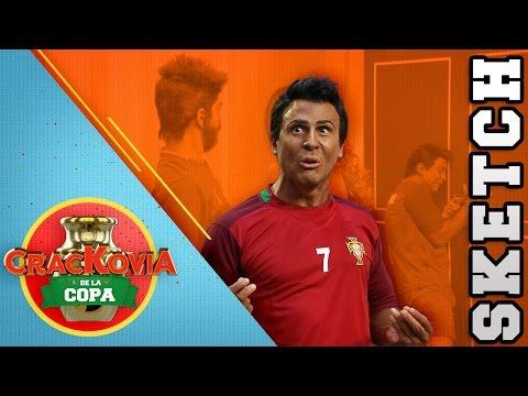Crackovia De La Copa | Sketch | Cristiano de regreso al closet