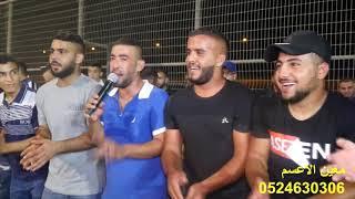 معين الاعسم|دحيه حزينه 2018 HD🔥 افراح ال ابو شريقي