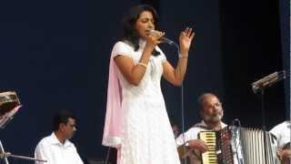 Mona Kamat sings ya chimanyano at aami goenkar