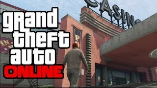 GTA 5 Online - Casinos, Horse Racing, Spying & Assassinations! (GTA V Multiplayer Leaked DLC)