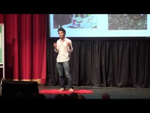 Reducing waste through community building: Ophir Haberer at TEDxTU