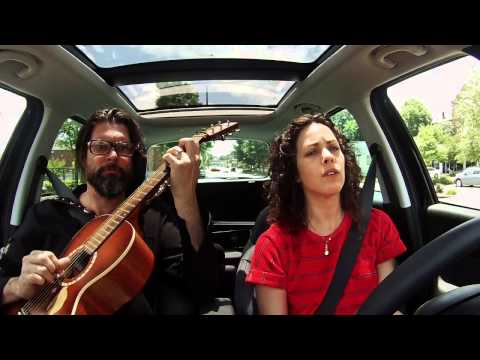 Get Ispirato! An in-car concert with Amy LaVere and Will Sexton