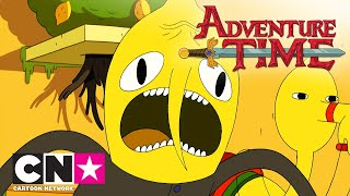 Время приключений | Самые веселые истерики Лимонхвата | Cartoon Network