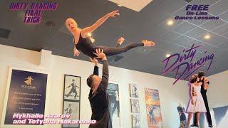 Dirty Dancing - Time of my Life by Mykhailo Azarov and Tetyana Makarenko