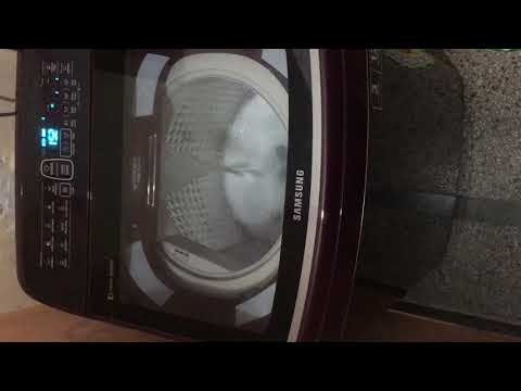 ECO TUB CLEAN - How to automatically  clean your SAMSUNG washing machine TUB.