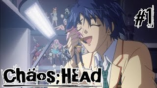CREEPY GUY! | Chaos;Head - Let