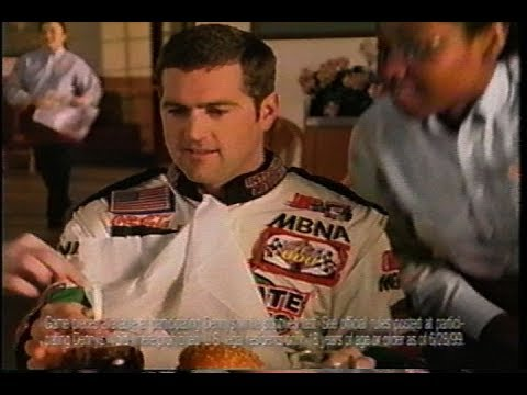 1999  Bobby Labonte Brings His Appetite