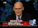 Larry King: James Carville vs Michelle Bachmann