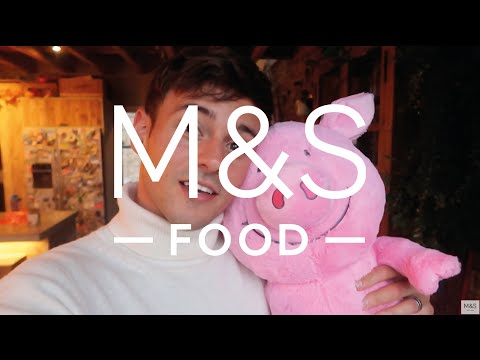 Tom Daley's October Favourites | M&S FOOD