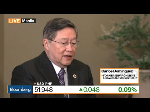 Philippine Finance Secretary Sees Competitive Exports