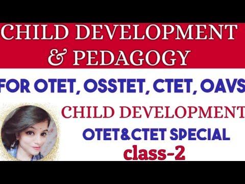 Otet Child Development And Pedagogy Class-2|otet Pedagogy Paper-1&paper-2