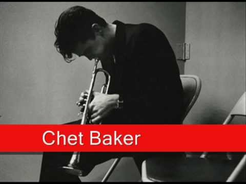 Chet Baker: I've Never Been In Love Before