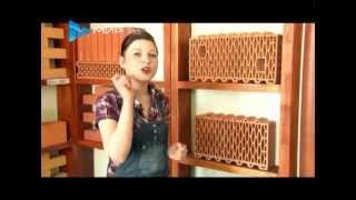видео: Porotherm: производство керамических блоков ч.1