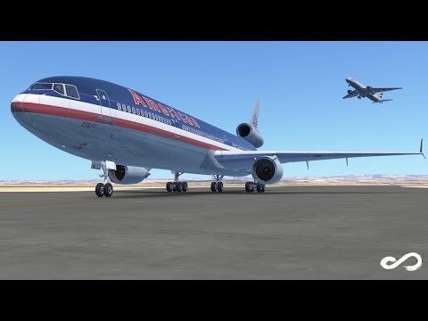 American Airlines MD - 11 | Los Angeles to San Francisco | Infinite Flight Global