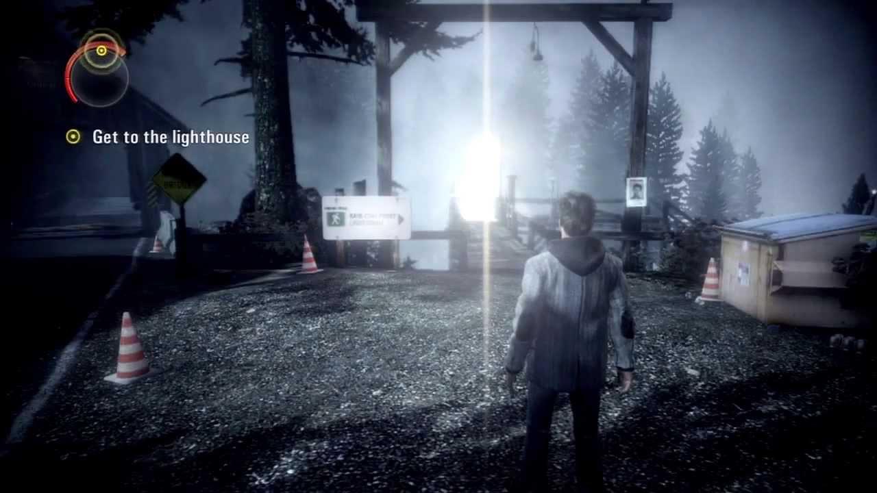 Alan Wake: Walkthrough - Part 1 [Episode 1] - Intro - Let's Play (Gameplay  & Commentary) [Xbox 360] - YouTube