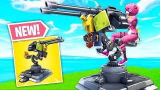*NEW* MOUNTED TURRET IN FORTNITE?! | Fortnite Best Moments #79 (Fortnite Funny Fails & WTF Moments)