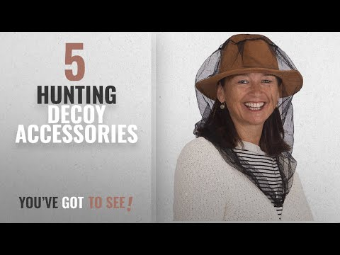 Top 10 Hunting Decoy Accessories [2018]: EVEN Naturals PREMIUM MOSQUITO HEAD NET By, Carry & Gift