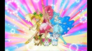 The Refreshing Trio: Alola Idols | Pokémon the Series: Sun & Moon—Ultra Legends | Official Clip