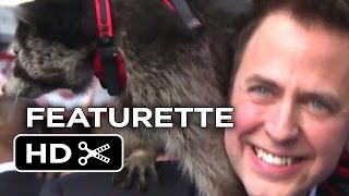 Guardians of the Galaxy Featurette - European Premiere (2014) - James Gunn Raccoon Adventure HD