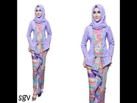Trend Model Kebaya Kutu Baru Hijab Terbaru Yang Membuat Penampilanmu Modis Dan Modern