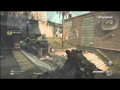 Call of Duty Ghosts - The Origins of Stinger