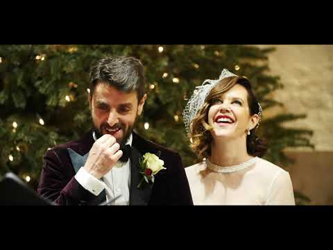Giles & Sammy - Pangdean Barn - Wedding Film
