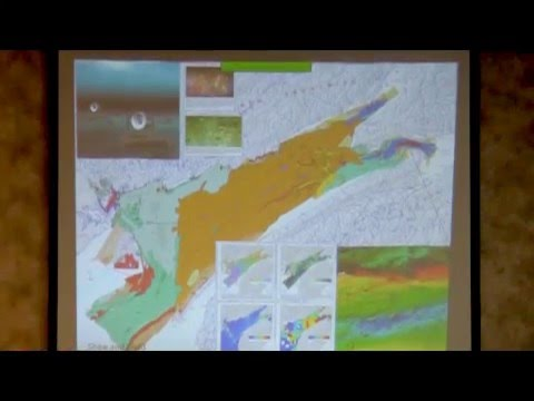 Seabed Mapping Initiatives at NRCan - Dr. Vladimir Kostylev 2 of 2