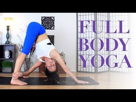Full Body Yoga - 20 Minute Breath & Movement Workout For Energy