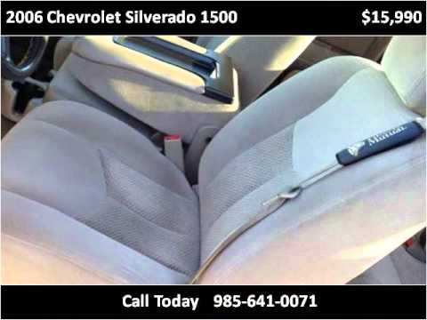 2006 chevrolet silverado 1500 used cars new orleans la youtube. Black Bedroom Furniture Sets. Home Design Ideas