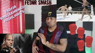 Fedor Emelianenko Highlights Reaction