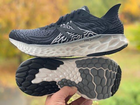 New Balance Fresh Foam 1080v10. Initial Run Review & Shoe Details