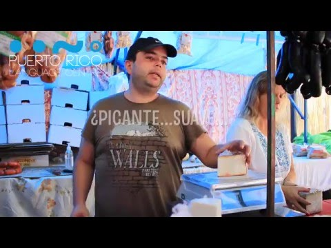 How to buy cheese in Spanish from a local market PRLC
