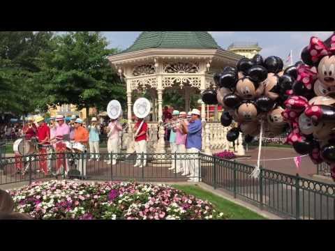Music in Disneyland Paris