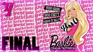 [Shal0na Niedziela] Barbie Szkolna Tajemnica odc. 4 KONIEC