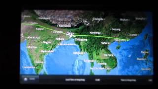 Мультяшный маршрут из Стамбула в Гонконг