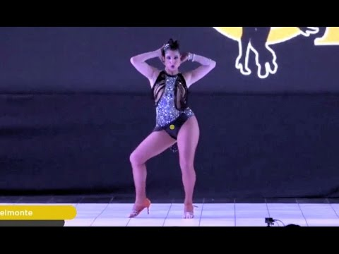Constanza Belmonte ~ Final ~ World Salsa Open 2016
