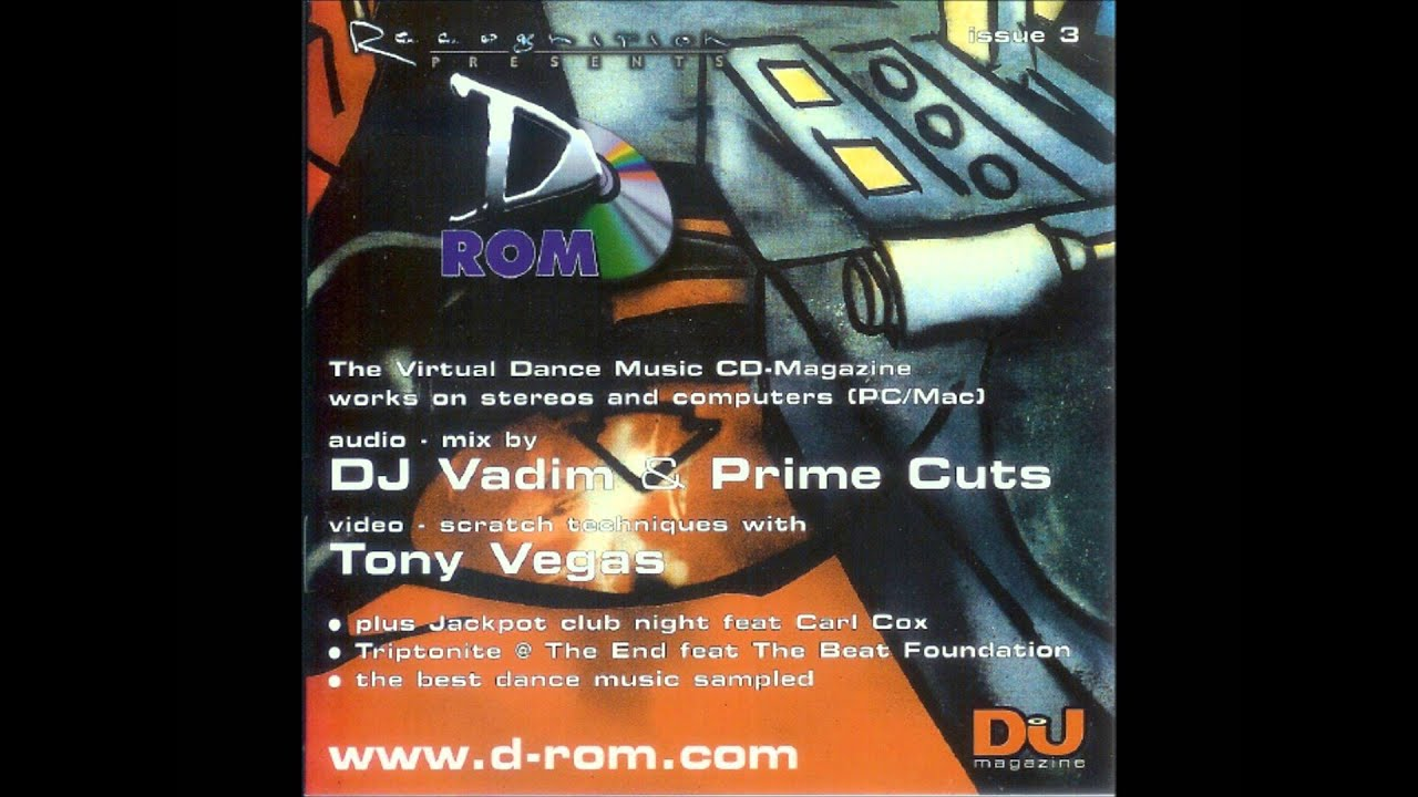 DJ Vadim & Prime Cuts* DJ Primecuts - Architects Of The Great