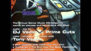 Audio Mix by DJ Vadim & Prime Cuts