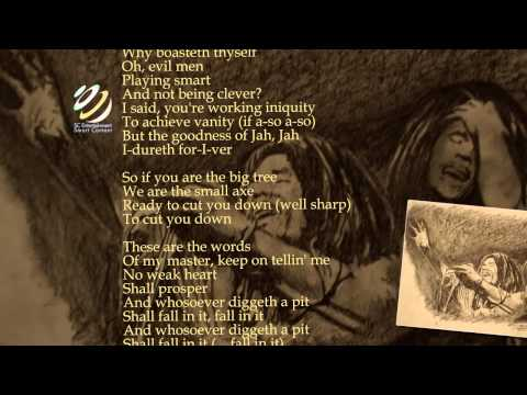 "Bob Marley and The Wailers ""Small Axe"" (Lyrics-Letra) [HQ Audio]"