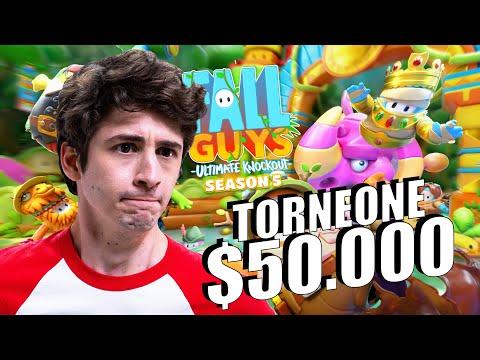TORNEO $50.000 IN DIRETTA! - FALL GUYS