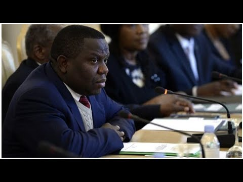 Zambia foreign minister harry kalaba resigns over 'greed' – - Daily News