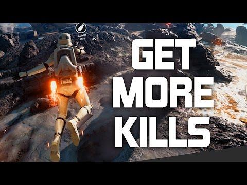 GET MORE KILLS! Star Wars Battlefront Tip!